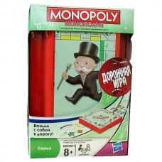 Монополія. Гра в дорогу