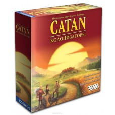 CATAN Колонизаторы