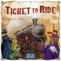Ticket to Ride (Билет на поезд), англ., карта США