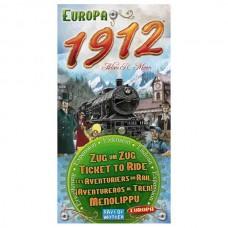 Ticket to Ride Europe 1912 (Билет на поезд)