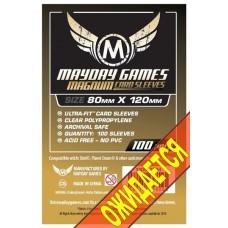 Протектори для карт MayDay Dixit 80x120 (100 шт.)