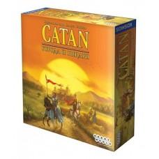 CATAN. Міста і лицарі (Колонізатори)