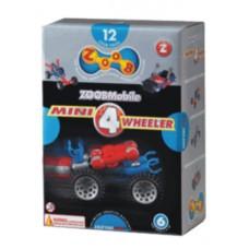 Конструктор ZOOB Mobile Mini 4-Wheeler