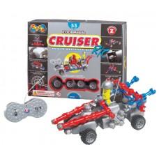 Конструктор ZOOB Mobile Cruiser (на радиоуправлении)