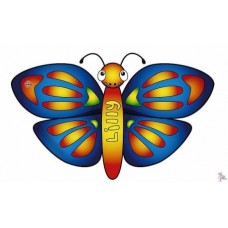 Детский воздушный змей Lilly бабочка