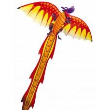 Дитячий повітряний змій Дракон 3D