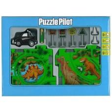 Конструктор Puzzle Pilot Пикап (управляемые пазлы)