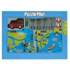 Конструктор Puzzle Pilot Спортивний автомобіль (керовані пазли)