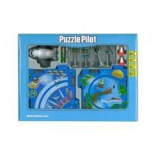 Конструктор Puzzle Pilot Авіалайнер (керовані пазли)