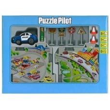 Конструктор Puzzle Pilot Поліція (керовані пазли)