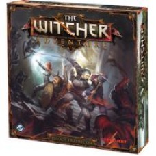 The Witcher Adventure Game (Відьмак) Eng.