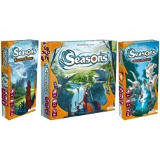 Набор Seasons + Enchanted Kingdom + Path of Destiny