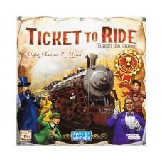 Ticket to Ride. Америка (Билет на Поезд) рус.