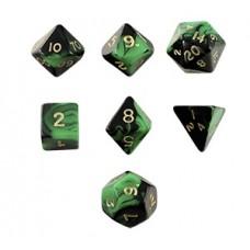 Набор кубиков разного типа 7шт. в ассортименте