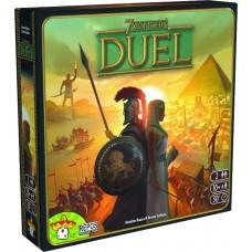 7 Wonders Duel (7 Чудес Дуель, Дуэль)