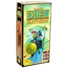 7 Wonders. Duel - Pantheon (7 Чудес. Дуель - Пантеон)