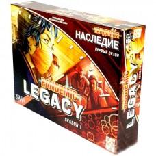 Пандемія: Спадщина 1 сезон (червона коробка), рус. Pandemic Legacy