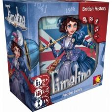 TimeLine. British History (Таймлайн)