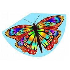 Дитячий повітряний змій Papillon (велика метелик)