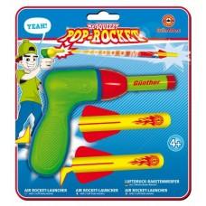 Детский пистолет POP Rocket