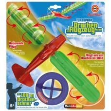 Дитячий повітряний змій-літак Турбовінт