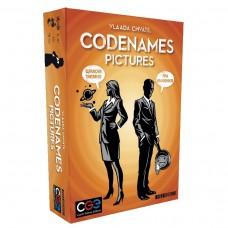 Кодові імена Малюнки (Codenames Pictures українською)