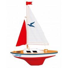 Парусная яхта Giggi
