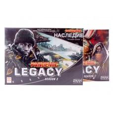 Пандемия: Наследие 2 сезон рус. (желтая коробка) Pandemic Legacy 2
