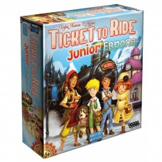 Ticket to Ride Junior. Європа