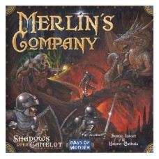 Shadows over Camelot Merlin s Company