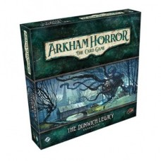 Arkham Horror The Card Game. The Dunwich Legacy (Ужас Аркхэма карточная игра. Наследие Данвича)