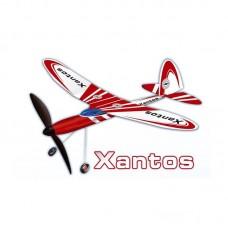Літак на гумомотор XANTOS