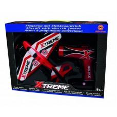 Літак з електричної пусковою установкою XTREME
