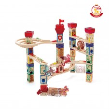 Конструктор Hape Quadrilla Medieval Quest Marble Run