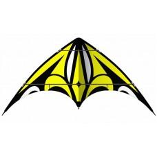 Воздушный трюковой змей BLACK LOOP
