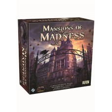 Mansions of Madness Second Edition (англ.)