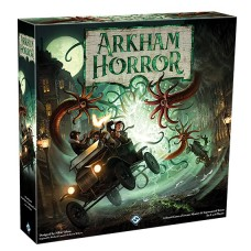 Arkham Horror 3rd. Edition (англ.)
