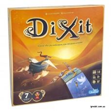 Диксит / Dixit: базовая игра (обновленное издание)