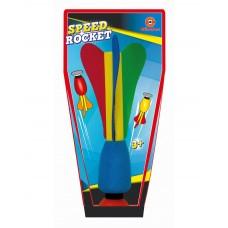 Игровой набор метательная ракета с присоской Speed Rocket (Paul Guenther, Германия)