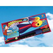 Игровой набор ракета метательная Zooom Rocket (Paul Guenther, Германия)