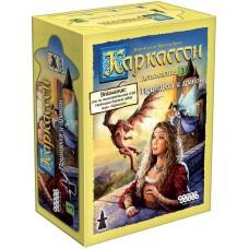 Каркассон: Принцеса і дракон, доповнення 3 (Принцесса и дракон), рус.